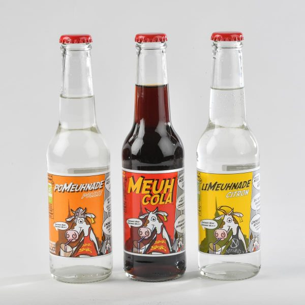 Coffret Meuh Cola