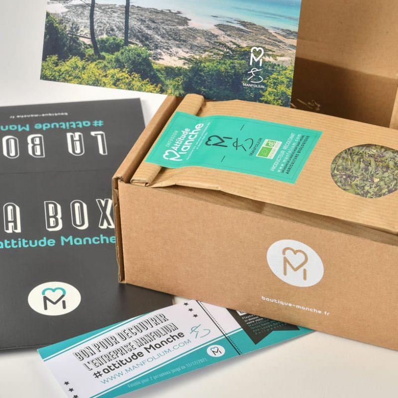 Box #AttitudeManche Manfolium