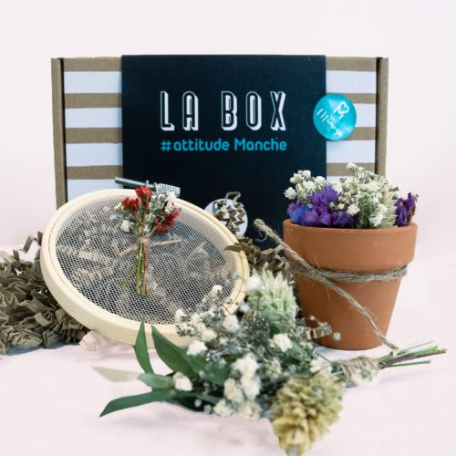 Box AttitudeManche Mimosa & Tralala