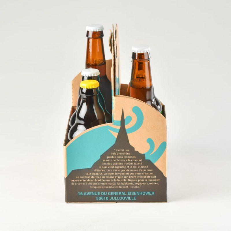 Coffret 6 bières l'Ecume des Falaises
