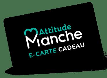 Carte cadeau Attitude Manche