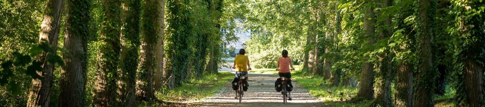 Vélo à Saint-Marie-du-Mont - Emmanuel Berthier