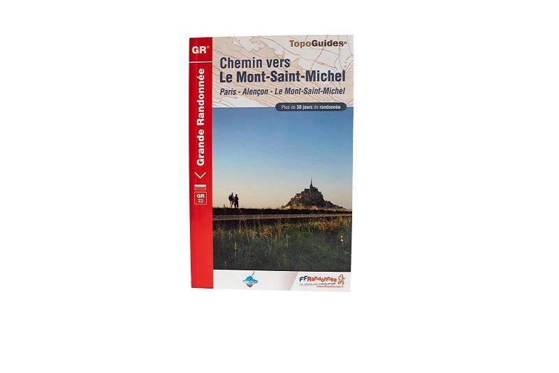 Topoguide des chemins vers le Mont-Saint-Michel