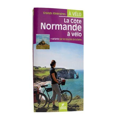 Topoguide des grands itinéraires à vélo La côte normande à vélo