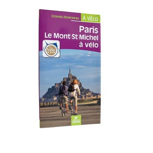 Topoguide des grands itinéraires à vélo Paris le Mont Saint-Michel