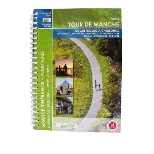 Topoguide du tour de Manche tome 1