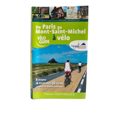 Topoguide de Paris au Mont Saint-Michel à vélo