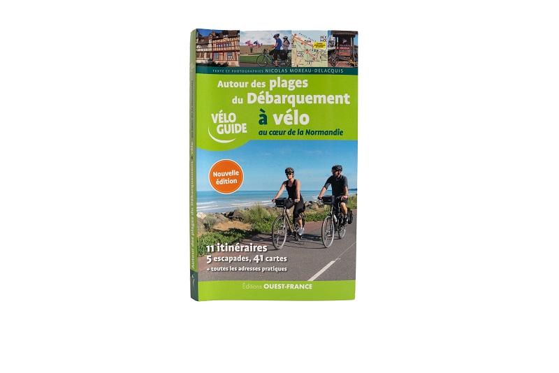 Topoguide autour des Plages du Débarquement à vélo