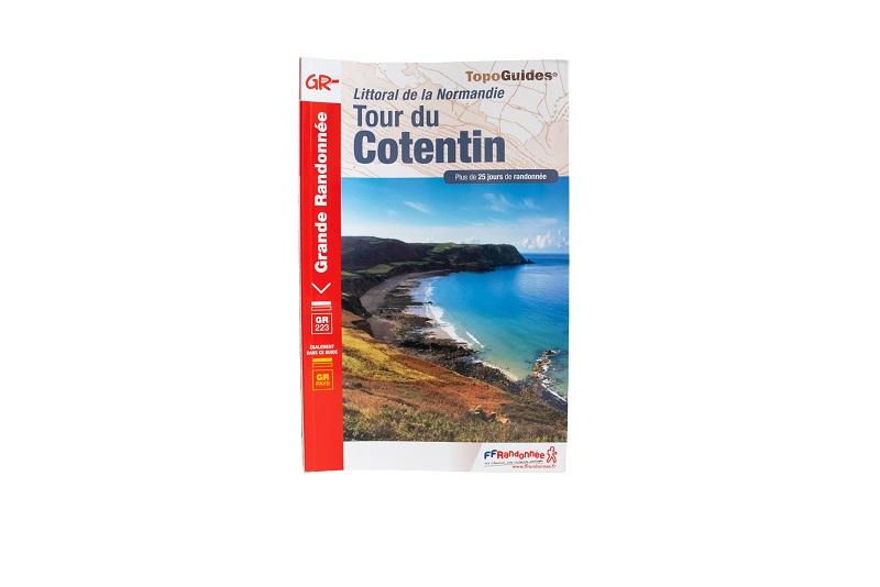 Topoguide du tour du Cotentin