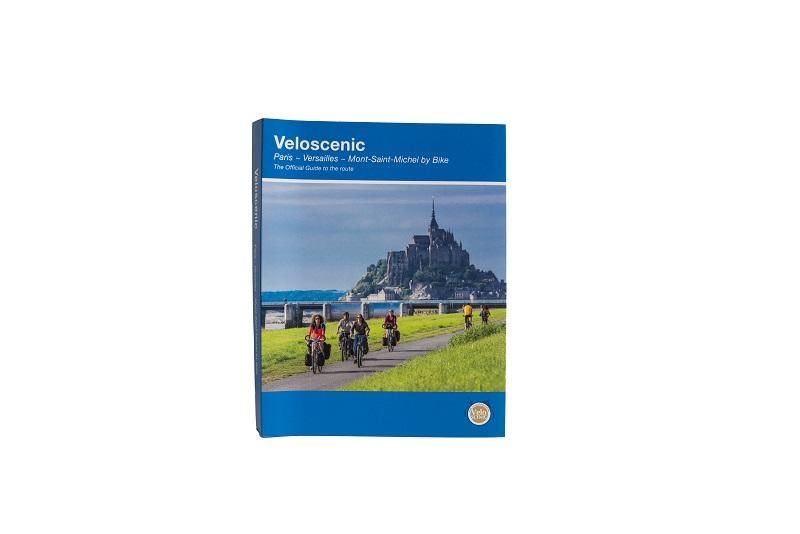 Topoguide veloscenic Paris le Mont Saint-Michel